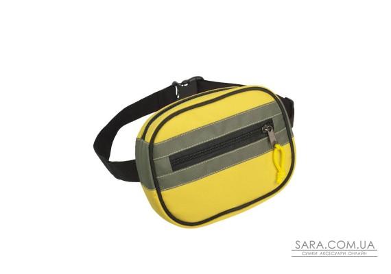 Поясна сумка Surikat Kokos жовто-хакі Surikat