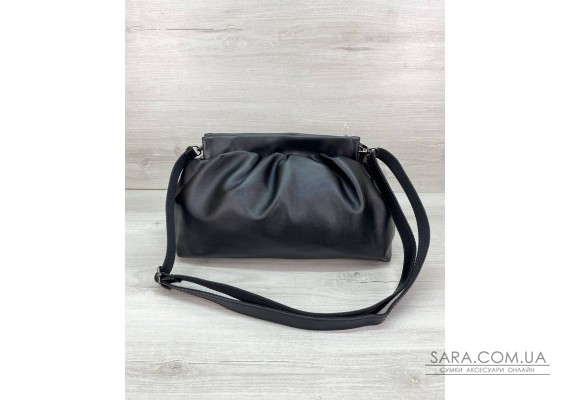 Жіноча сумка «Vivian» чорна WeLassie