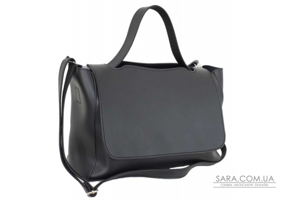 668 сумка чорна г Lucherino