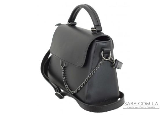 669 сумка чорна г Lucherino