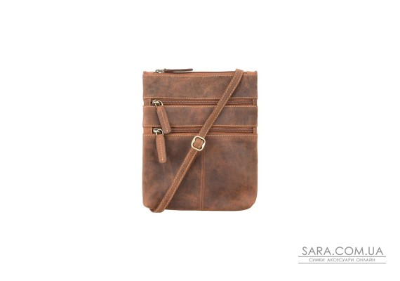 Сумка Visconti 18606 Slim Bag (Oil Tan)