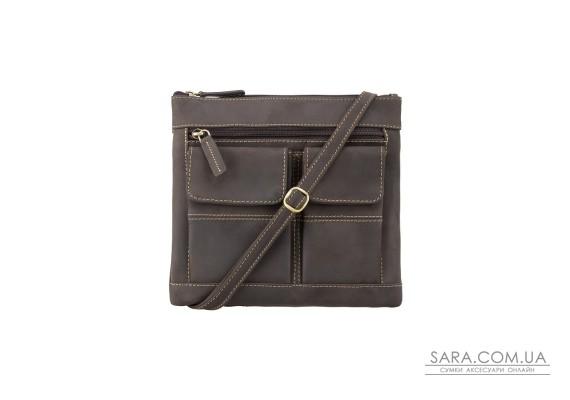 Сумка Visconti 18608 Slim Bag (Oil Brown)