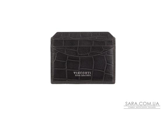 Кредитниця-кардхолдер Visconti CR90 Scale (Black)