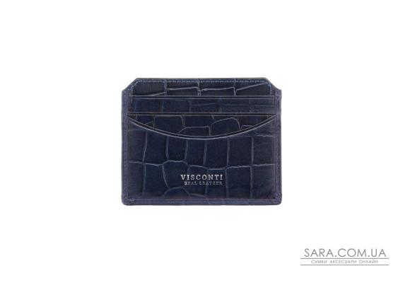 Кредитниця-кардхолдер Visconti CR90 Scale (Blue)