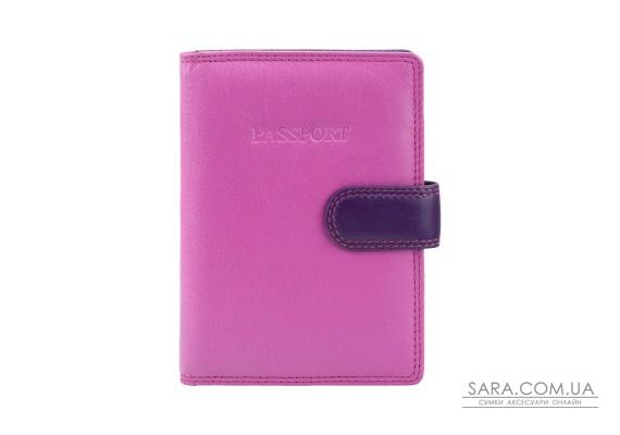 Обкладинка для паспорта Visconti RB75 Sumba (Berry Multi)