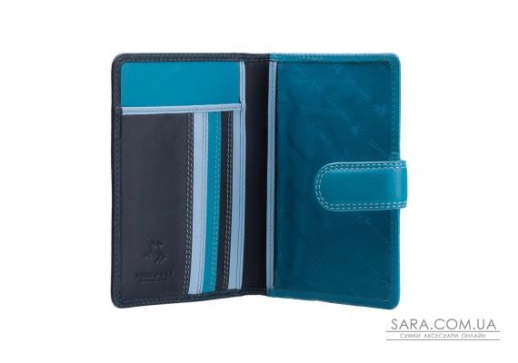 Обкладинка для паспорта Visconti RB75 Sumba (Multi Blue)