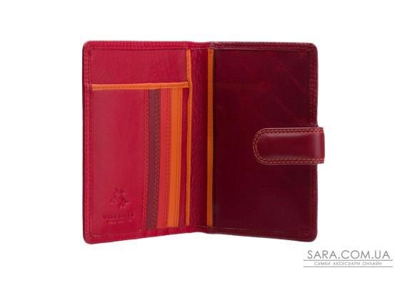 Обкладинка для паспорта Visconti RB75 Sumba (Red Multi)