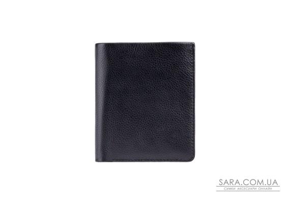 Кошелек мужской Visconti VSL21 Saber c RFID (Black Cobalt)