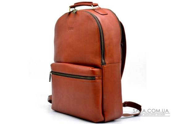 Мужской рюкзак из натуральной кожи TB-4445-4lx бренда TARWA