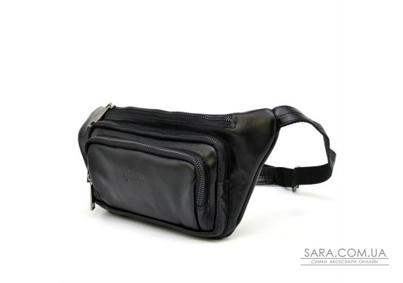 Напоясная сумка кожаная GA-8179-3md TARWA