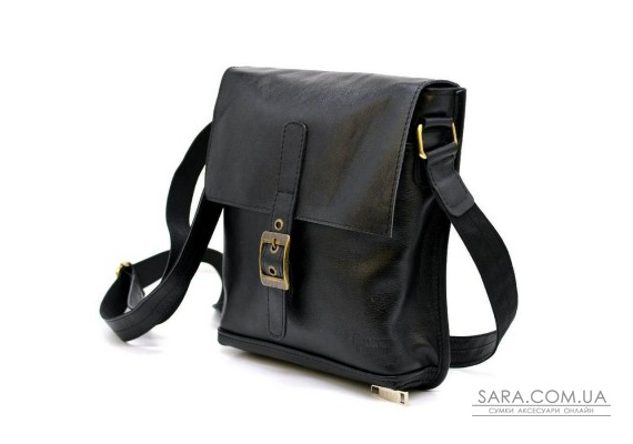 Мужская кожаная сумка-мессенджер GA-7157-3md от украинского бренда TARWA