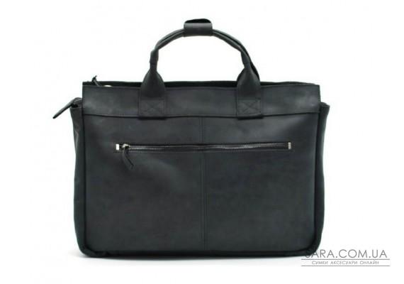 Чоловіча сумка для ноутбука і документів TARWA RA-7107-2md, crazy horse