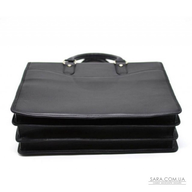 Ділова шкіряна чоловіча сумка-портфель TA-4364-4lx TARWA