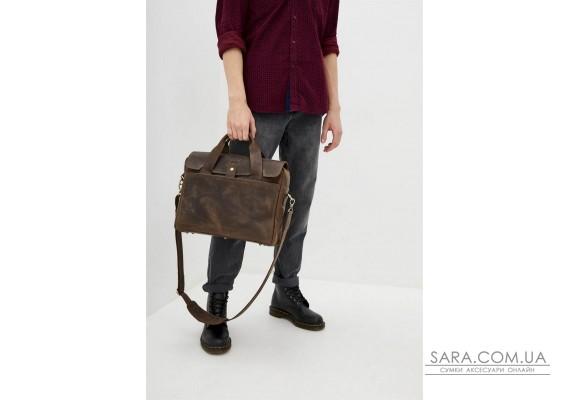 Чоловіча повсякденна сумка-портфель з натуральної шкіри RС-1812-4lx TARWA