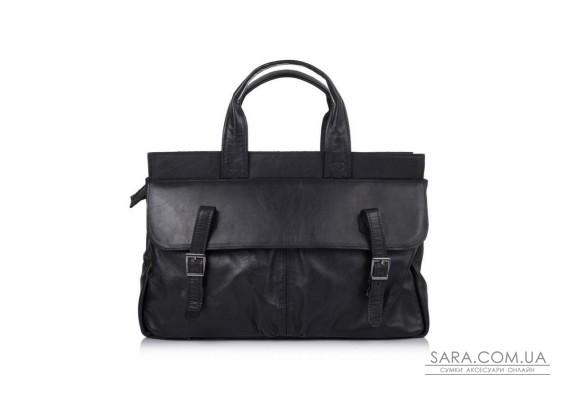 Чоловіча шкіряна сумка з відділом для ноутбука GA-7107-1md TARWA