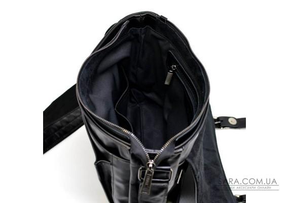 Чоловіча шкіряна сумка через плече GA-6046-3md TARWA