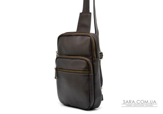 Міні-рюкзак чоловічий на одну шлею GC-0904-3md TARWA