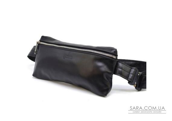 3D кожаная напоясная сумка с фастексом GA-1818-4lx TARWA