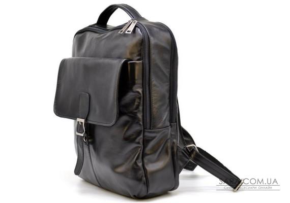 Чоловічий рюкзак з натуральної шкіри GA-7284-3md TARWA