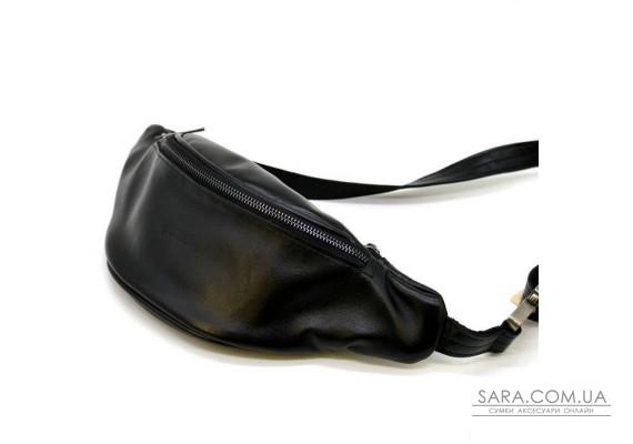 Поясная сумка из натуральной кожи среднего размера GA-3035-3md бренд TARWA