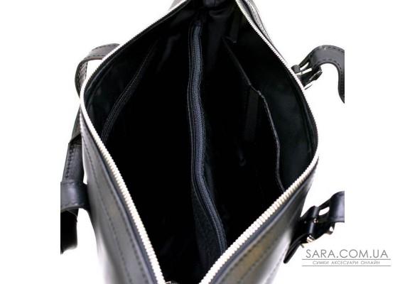 """Сумка из гладкой натуральной кожи """"наппа""""для ноутбука GA-0041-4lx"""