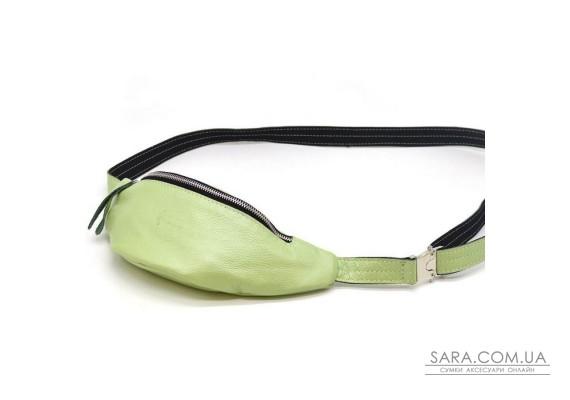 Женская маленькая сумка на пояс из натуральной кожи G3-3004-4lx TARWA