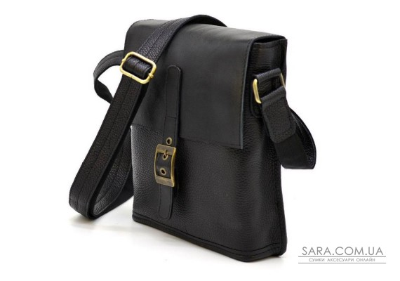 Мужская кожаная сумка-мессенджер FGA-7157-3md бренда TARWA