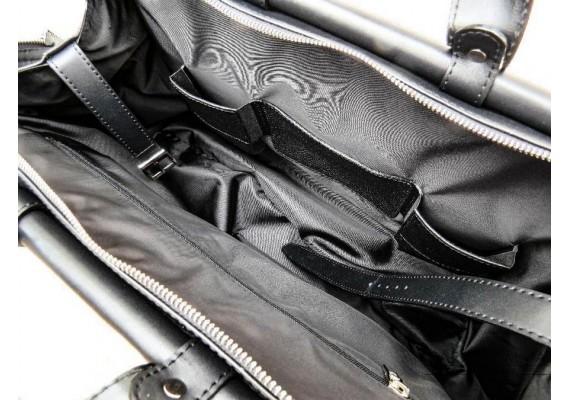 Саквояж великий з натуральної шкіри FA-1403-4lx TARWA