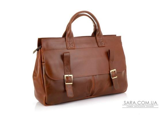 Чоловіча шкіряна сумка для документів GB-7107-3md TARWA