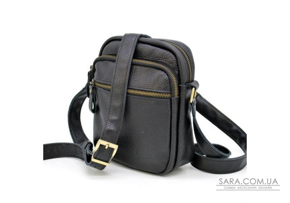 Небольшая сумка через плечо из кожи флотар FA-8086-3mda TARWA