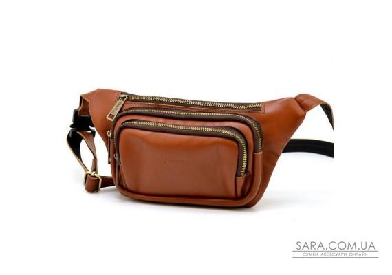 Напоясная сумка кожаная GB-8179-3md TARWA
