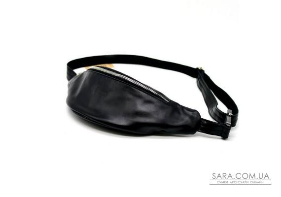 Поясная сумка из натуральной кожи среднего размера GA-3035-4lx бренд TARWA