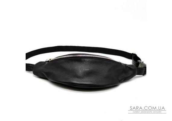 Поясная сумка из натуральной кожи среднего размера FA-3035-4lx бренд TARWA