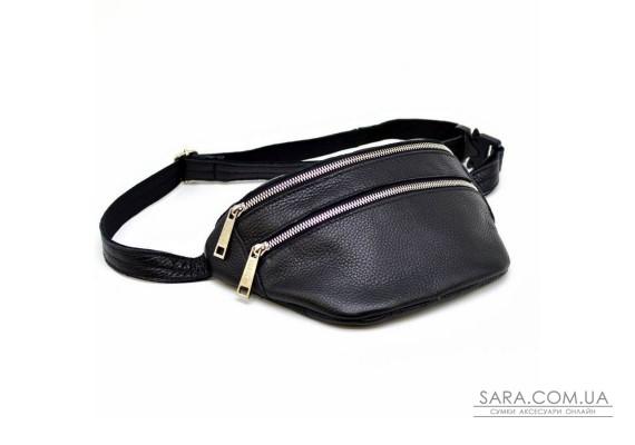 Напоясная сумка унисекс из кожи флотар FA-3093-4lx бренда Tarwa