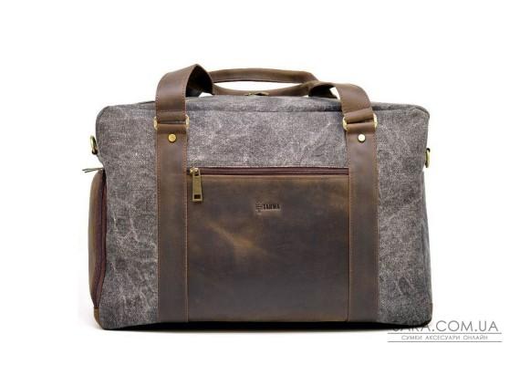 Дорожня комбінована сумка Canvas і Crazy Horse RG-3032-4lx бренду TARWA