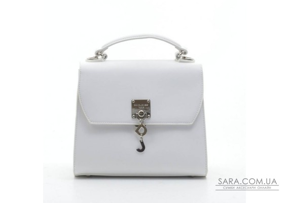 Клатч David Jones TD025 white