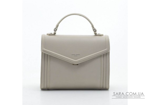 Клатч David Jones TD018 beige