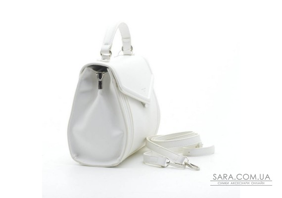 Клатч David Jones TD018 white