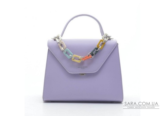Клатч David Jones CM5791T pale purple