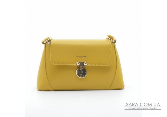 Клатч David Jones CM6032 yellow
