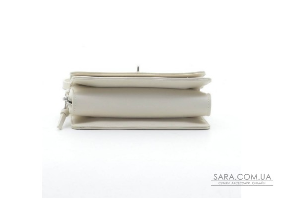 Клатч David Jones CM6005T creamy white