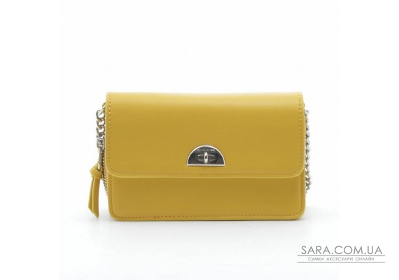 Клатч David Jones CM6005T yellow
