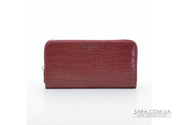 Кошелёк женский David Jones P105-510 red