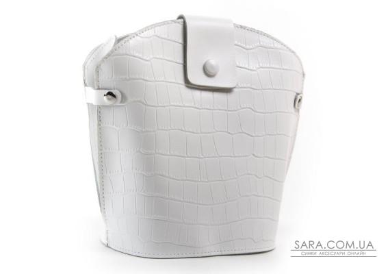 Сумка Жіноча Класична шкіра ALEX RAI 03-01 2237 white