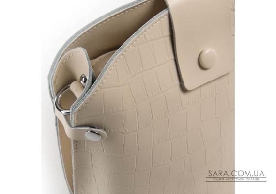 Сумка Жіноча Класична шкіра ALEX RAI 03-01 2237 beige
