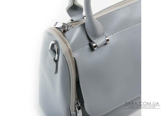 Сумка Женская Классическая кожа ALEX RAI 03-01 2231 grey Podium