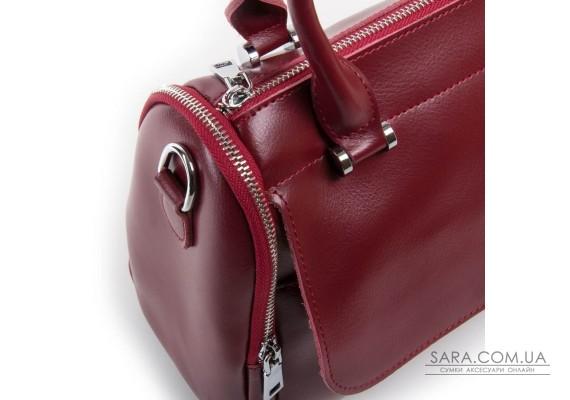 Сумка Женская Классическая кожа ALEX RAI 03-01 2231 red Podium