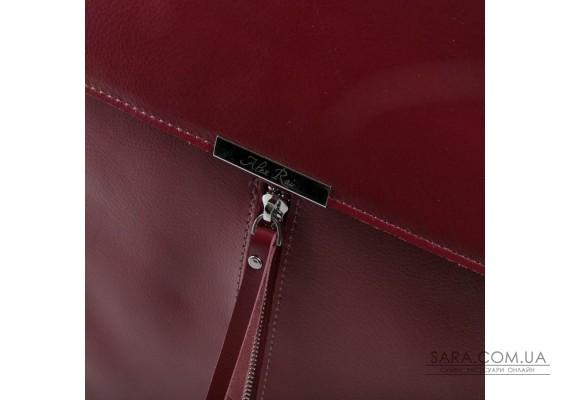 Сумка Женская Рюкзак кожа ALEX RAI 03-01 373 light-red Podium