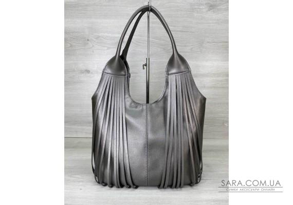 Жіноча сумка «Хелен» металік WeLassie