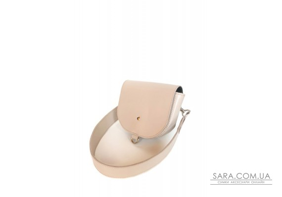 Жіноча шкіряна сумка Ruby S бежева - TW-Ruby-small-beige-ksr The Wings